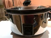 Morphy Richards Slow Cooker 6.5 ltrs - Model 48715A