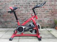 Medicarn Aerobic Excercise Bike - modified to suit 6ft plus person