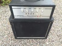 Incredibly vintage FAL Phase 50W Bass amplifier & cabinet