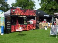 Staff needed to work on catering unit at festivals/events