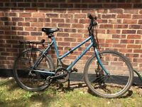 Raleigh Blueridge hybrid mountain bike