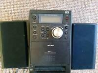 Alba radio stereo cd player