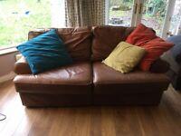 Corner Sofa & Leather 3 seater