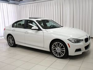 2015 BMW 3 Series 335i x-DRIVE M SPORT w/ NAVIGATION, REAR CAMER