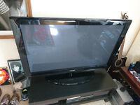 "Samsung Plasma TV - 42"" Black"