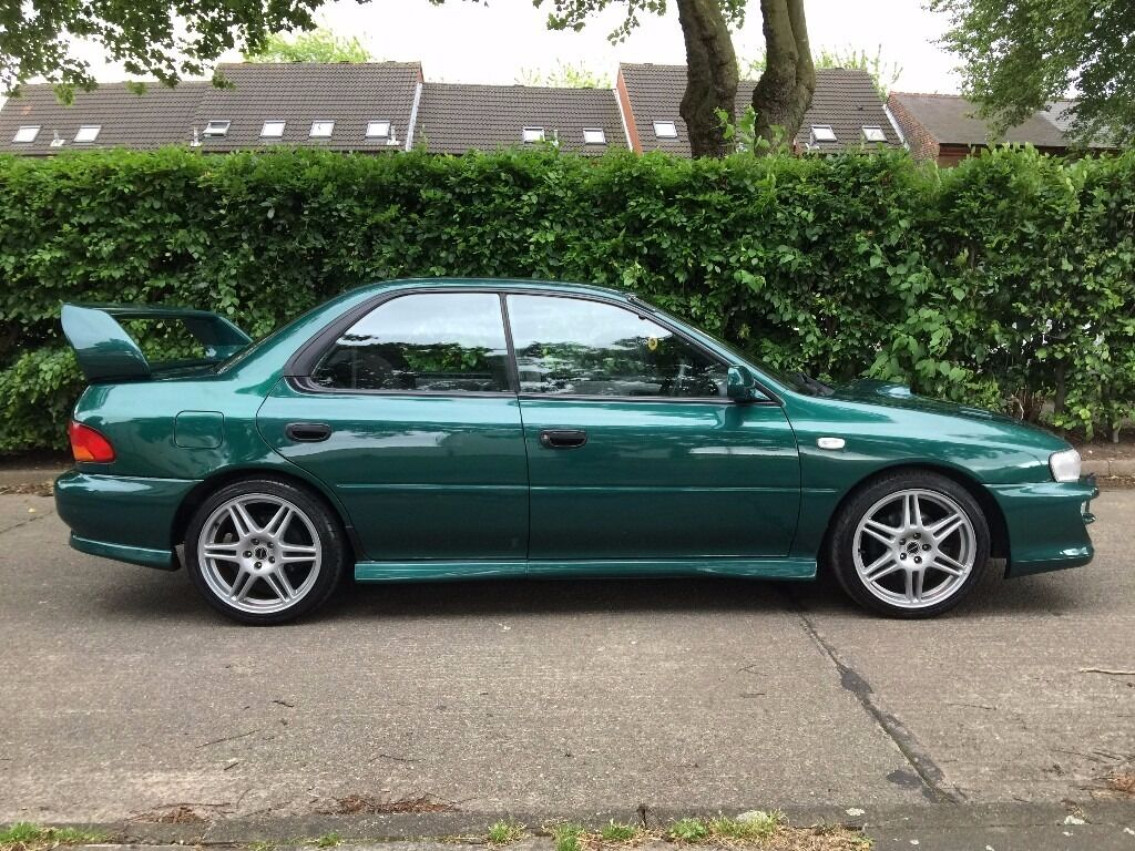 subaru impreza gt turbo 2000 green in leicester subaru impreza workshop manual free download subaru impreza 2004 service manual download