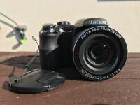 Fujifilm FinePix S4300 Bridge Camera with Accessories and Matching Case