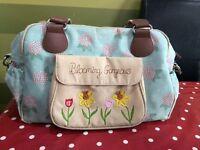 Blooming Gorgeous Changing bag