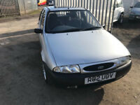 FORD FIESTA 1.25 PETROL AUTOMATIC 12 MTHS MOT POWER STEERING PX WELCOME MIN £95