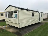 **Cheap static caravan**Quick sale**3 Bedroom**2017 site fee's included)