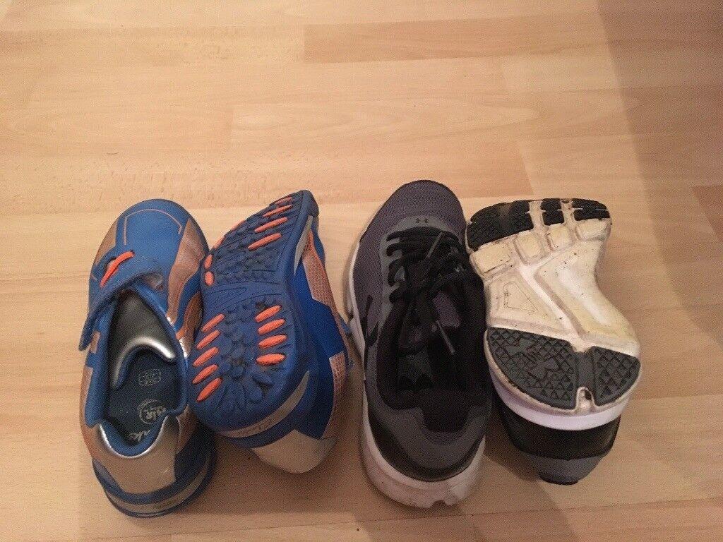 Clothing & Shoes Bundle 5-6years