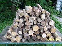 Clean and Dry Firewood