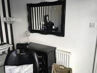 Salon furniture and equipment