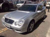 Mercedes C220 CDI AUTOMATIC DIESEL FACE LIFT PERFECT CONDITION
