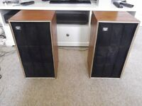Amstrad Acoustra 2500 loudspeakers - retro hi-fi