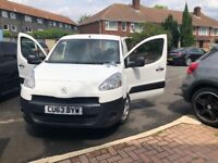 Peugeot Partner, Dog walking van, Air Con and Bluetooth