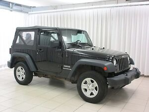 2015 Jeep Wrangler 4X4 TRAIL RATED 2DR REMOVABLE SOFT TOP 4PASS