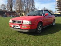 Audi coupe convertible convertable 80 Spares or Repairs