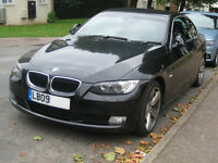 BMW 320d 2009 convertible full leather