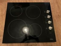 Built in Electric Oven ( no cupboard) and Electric Hob