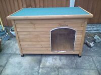 Medium size dog kennel brand new never used to small for our dog