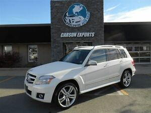 2010 Mercedes-Benz GLK-Class GLK350 4MATIC FINANCING AVAILABLE!