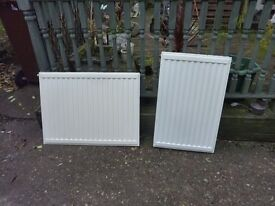 radiators for sale double and single