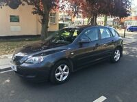 2007 mazda 3 ts d 1.6 diesel 5 doors , 1 year mot , cheapest around ,part exchange welcome