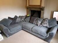 Lovely Big Corner Sofa