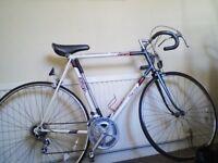 Raleigh Equipe race bike
