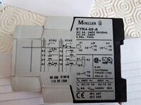 Moeller ETR4-69-A multi voltage timer