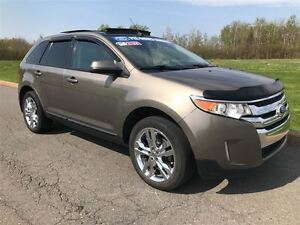 2013 Ford Edge SEL|ALL WHEEL DRIVE|ONE OWNER WE SOLD NEW|
