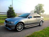 2004 BMW 330cd M Sport Auto Coupe px swap v6 s3 cupra fr type st Tdi 330d 330 320d golf gt a3 320cd
