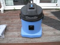 numatic wvd570-2, wet dry vacuum cleaner