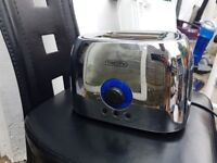 QUIVK SALE STAINLESS STEEL TOASTER