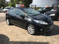 Late 2010 Ford Fiesta 1.4 TDCI Diesel 5 Door Zetec **FINANCE AND WARRANTY** (207,corsa,polo.clio)