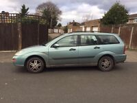 Ford Focus Estate with Long MOT, Starts First Time, Strong Work Horse, Ready to Drive
