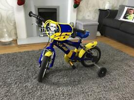 Valentino Rossi kids bike