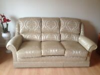 Three piece suite made by STEED of Long Eaton