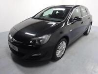 Vauxhall Astra EXCITE CDTI (black) 2015-03-31