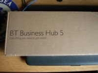 BT Hub 5, Brand new unopened