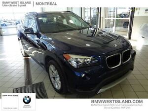 2014 BMW X1 xDrive28i PREMIUM, TECH PKG