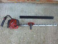 Jonsered/husqvarna professional petrol hedge cutters very powerful (Newick)