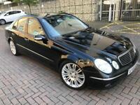 Mercedes Benz E280 cdi sport automatic 3l v6 diesel 1 year mot