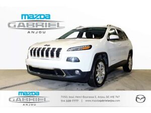 2014 Jeep Cherokee Limited+CUIR