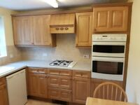 Full fitted kitchen including utility room