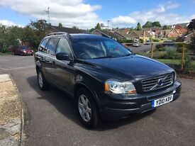 Volvo XC90 - lovely family 7-seater