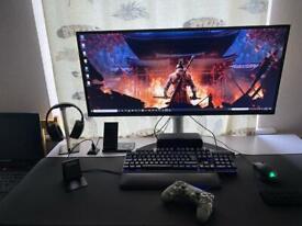 Full gaming sett