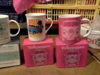 Brand new campervan mugs