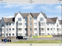 Larbert. Kinnaird Village, 2 bed flat
